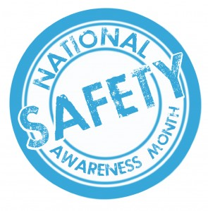 National Safety Awareness Month